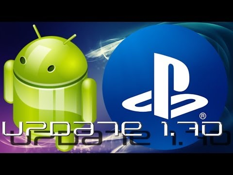 Android - Playstation App Update 1.70
