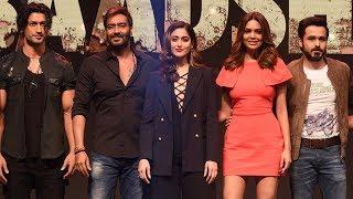 Baadshaho Trailer Launch Full HD | Ajay Devgn, Ileana D