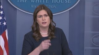 3/1/18: White House Press Briefing