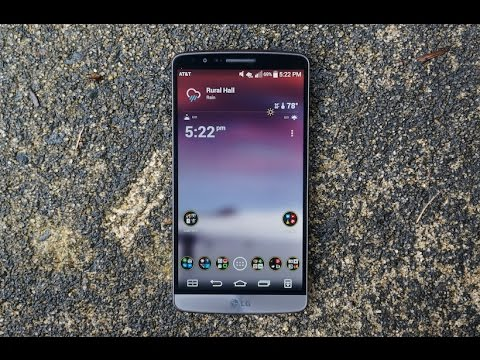 AT&T LG G3 Review: A Killer Phone with a Whole Lot of Pixels