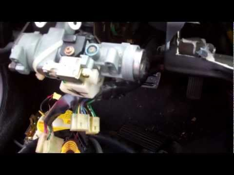 Re: 92-95 Honda Civic Lock Cylinder Replacement