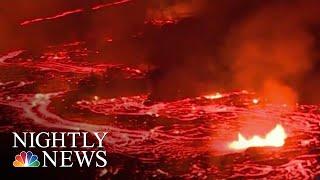 Hawaii Volcano Lava Causes More Destruction | NBC Nightly News