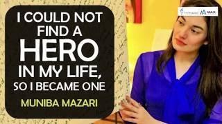 Struggle of this Iron Lady Muneeba Mazari The True face of Pakistan