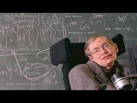 Steven Hawking is concerned about the Alberta Dental Association?