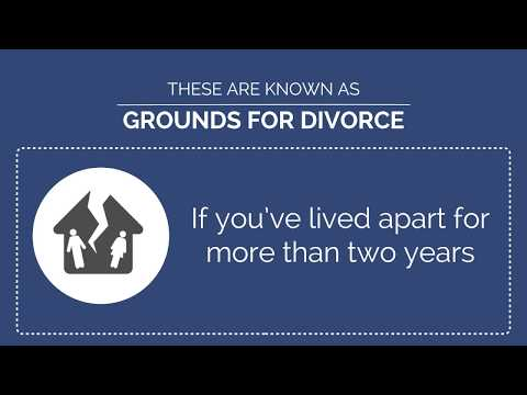 The Divorce Process in England & Wales