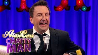 Lee Mack Loses It On Alan's Sofa | Full Interview | Alan Carr: Chatty Man