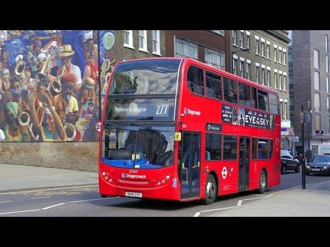 omsi 2 tour (1113) London bus 358 (partial) Crystal Palace