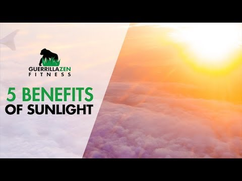 Top 5 Benefits of SUN that ARE NOT Vitamin D
