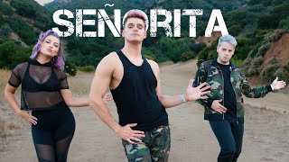 Señorita - Shawn Mendes, Camilla Cabello | Caleb Marshall | Dance Workout