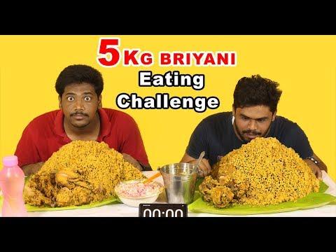5KG Briyani eating challenge sothumootai full video link in description