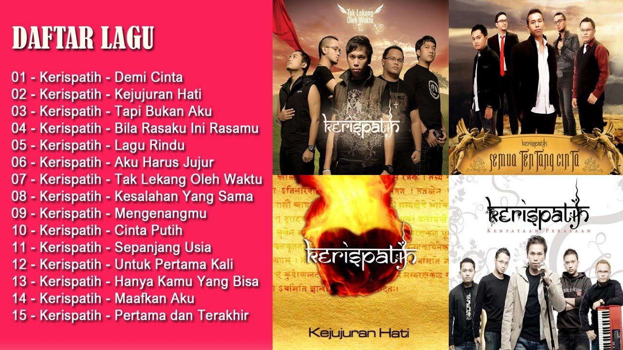 Download 15 HITS LAGU KERISPATIH TERPOPULER | LAGU INDONESIA TERBARU 2017 MP3 Gratis
