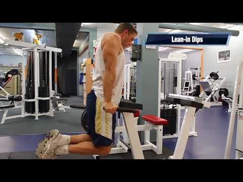 Outer Chest Exercises for Wider Pecs