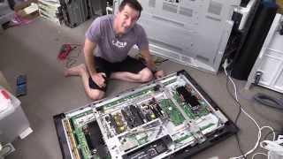 Download EEVblog #725 - LG Plasma TV Teardown Video