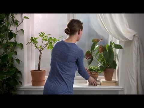 IKEA ideas:  Make a stylish windowsill display