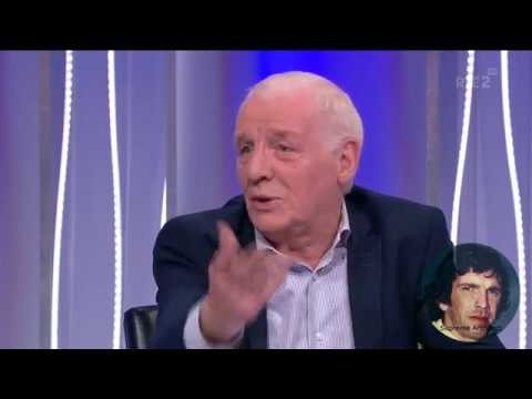Eamon Dunphy if England get to the final it will be Sir Gareth & Sir Harry