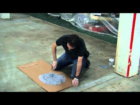How to Paint Your Floor With EpoxyShield