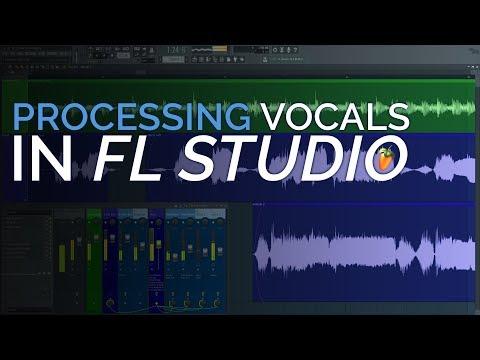 Vocal Processing in FL Studio