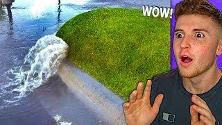 MASSIVE Grass Bubble Pops! (AMAZING)