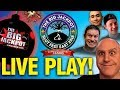 LIVE HIGH LIMIT SLOT PLAY FROM FOXWOODS