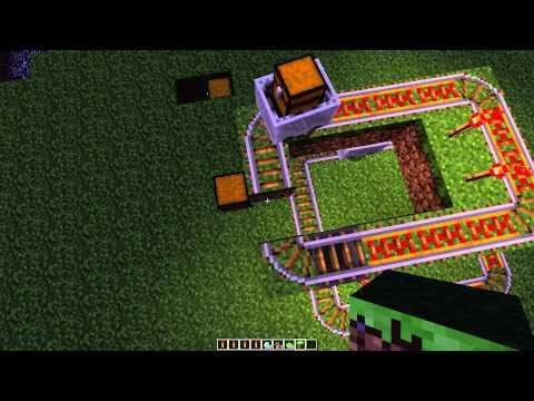 Minecraft Chest Minecart + ?Hopper? Bug [13w01b]