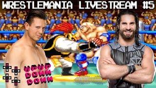 The Miz (Mad Hatters) vs. Seth Rollins (Wizards) — UUDD WrestleMania 33 Livestream #5