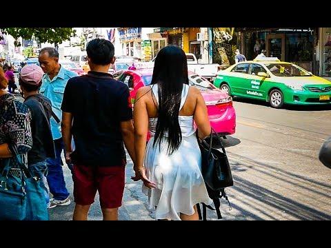 Sukhumvit Walk Around - Bangkok, Thailand 2017