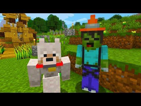 Minecraft Xbox - Bernard The Zombie [2]
