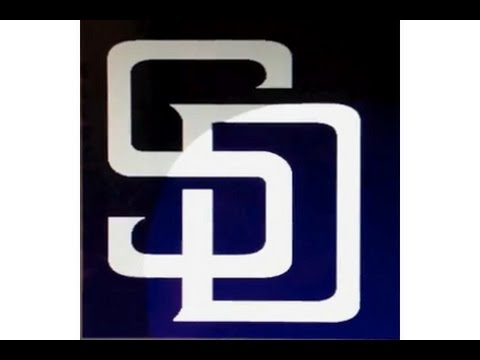 Black Ops 2 emblem - San Diego Padres New Emblem Logo MLB