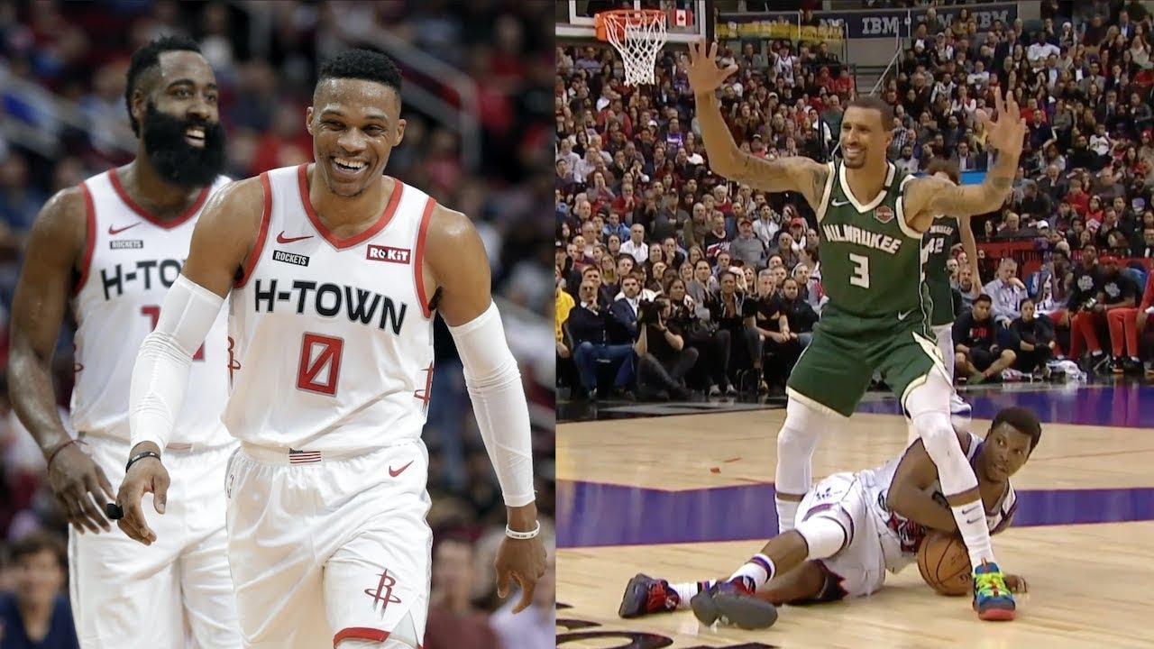 "NBA ""Funny"" MOMENTS"
