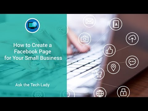 How to create a Facebook Page for Your Small Business in Less Than 5 Minutes - 2018