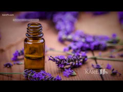 Does lavender essential oil help you sleep?