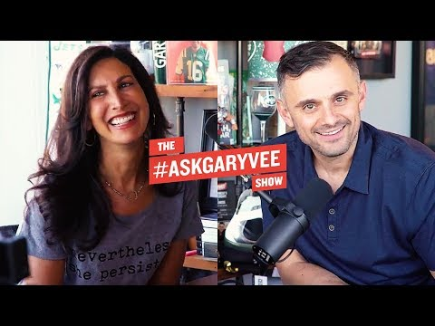 WENDY SACHS, NEW DIGITAL MEDIA, GETTING HIRED, & DIFFERENCES BETWEEN MEN AND WOMEN | #ASKGARYVEE 269