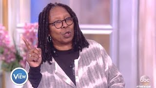panel debates use of comedy politics the view