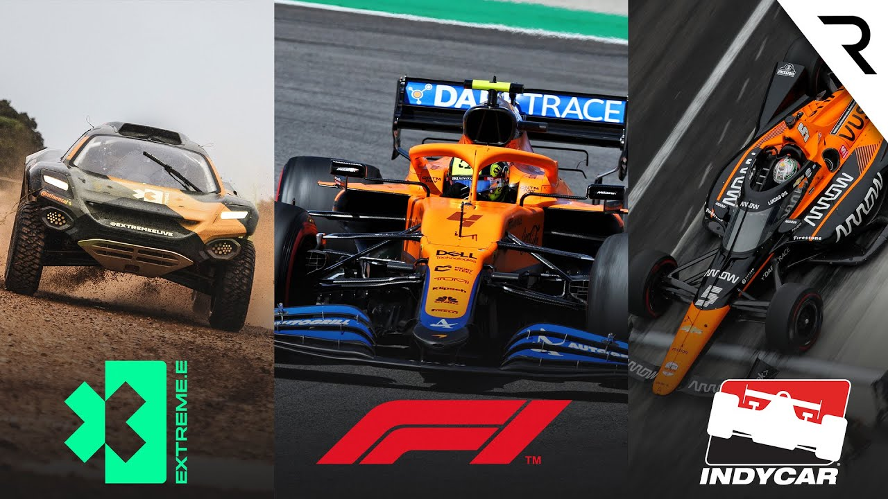 Why McLaren's entering another series one year after being in crisis