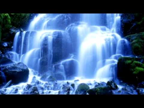 The Forest Waterfall Hd   The Calming Sound Of Water   Sound Effect 22