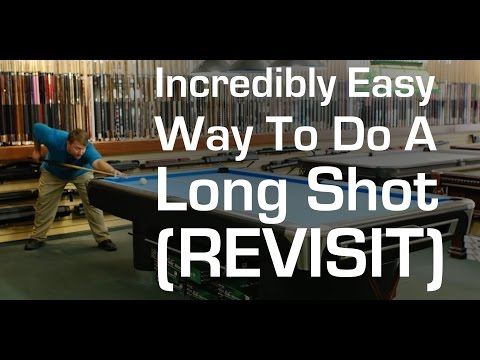 Incredibly Easy Way To Do A Long Shot (Revisit)