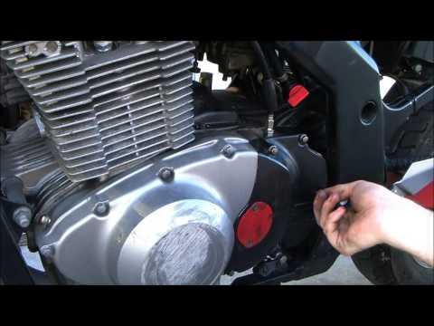 Clutch Cable Change Suzuki GS500