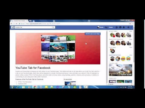 How to create Facebook Page for your YouTube channel