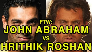 For The Win: John Abraham vs Hrithik Roshan