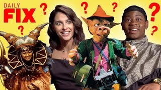 New Power Rangers Try to Name Original Series Monsters - IGN Daily Fix