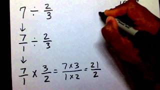 Divide Fractions With Whole Numbers Mathwithmoonorg