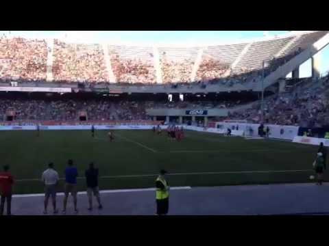2015 Basque Soccer Friendly Match in Boise, Idaho: Athletic Bilbao vs Club Tijuana