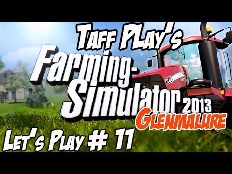 Taff Play's - Farming Simulator 2013 - Glenmalure #11 - Expensive Seed!