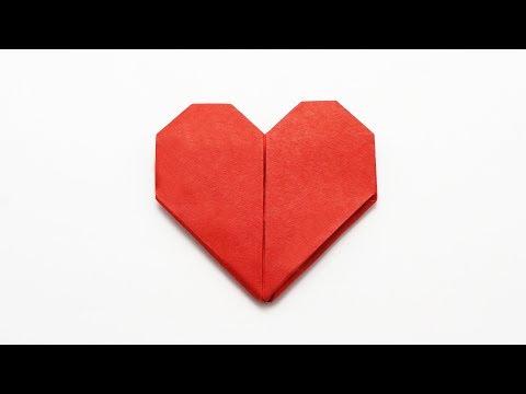 ORIGAMI HEART ❤️ (Jo Nakashima)