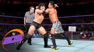 Akira Tozawa vs. Noam Dar: WWE 205 Live, Sept. 19. 2017