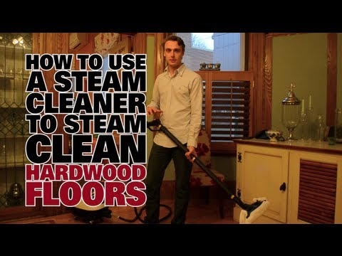 How To Steam Clean Hard Wood Floors - Dupray Steam Cleaners