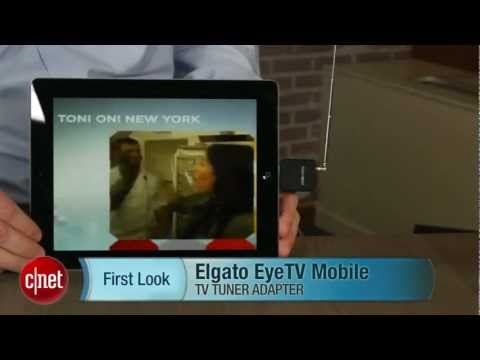 EyeTV Mobile brings free TV to your iPad and iPhone