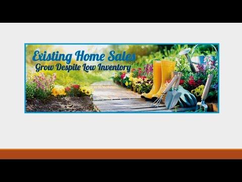 Existing Home Sales Grow Despite Low Inventory