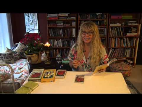 How to Use Flower Reading Oracle Cards