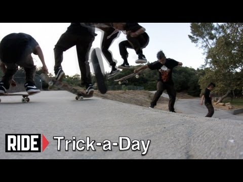 How-To Skateboarding: Nollie Backside Flip With Tony Karr